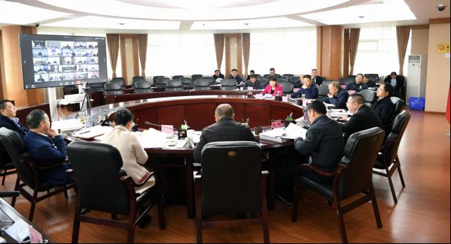 綿陽市政府常務會議部署綿陽市長江經濟帶生態環境問題集中排查整治工作