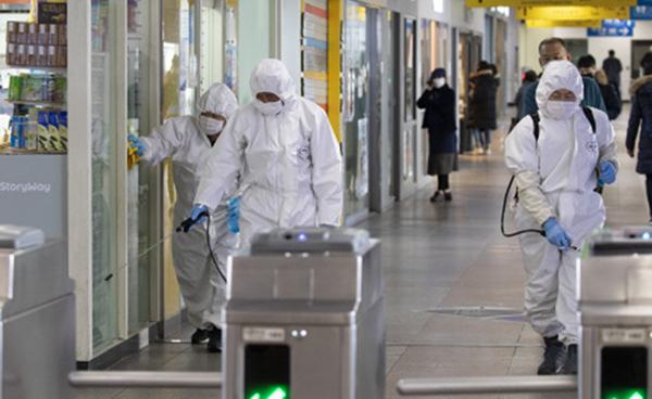 韩国新冠肺炎累计确诊升至8086例 韩国疫情最新消息