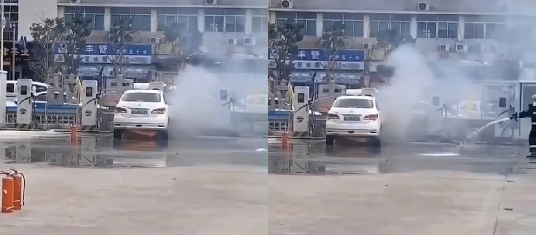 深度:电动汽车起火燃烧事故之东风俊风E11K