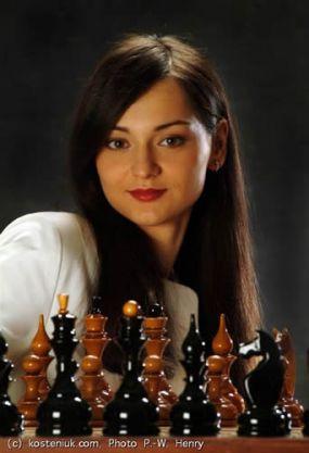 史料|国际象棋第十二位女子世界冠军亚历山德拉·科斯坚纽克