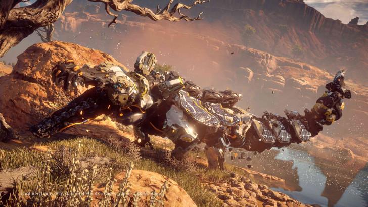 《地平线:零之曙光》PC版确认支持超宽屏和Steam成就