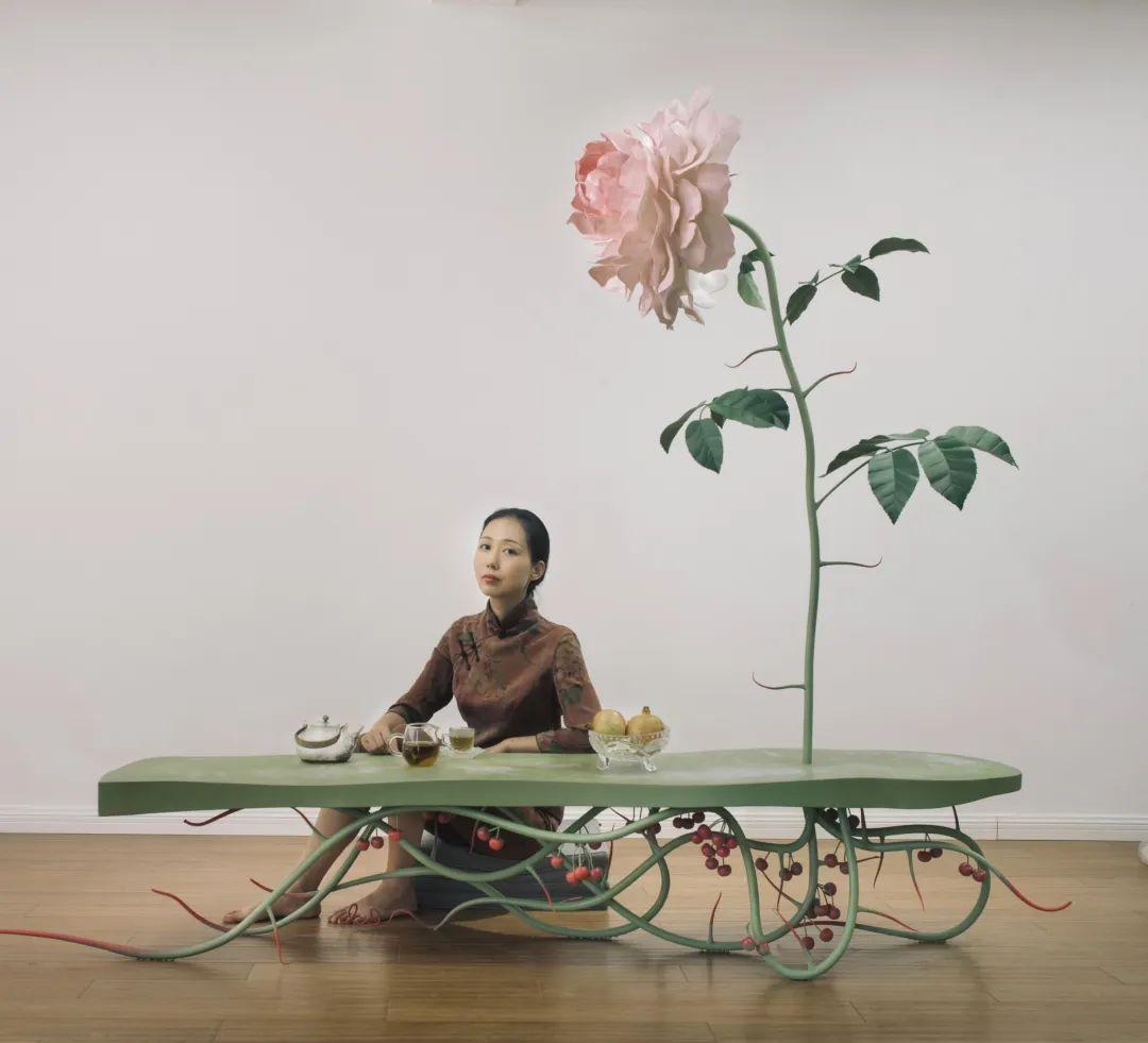 今日·ART丨【疫期特别策划】李蕾:艺术作品的功效更像一面放大的镜子