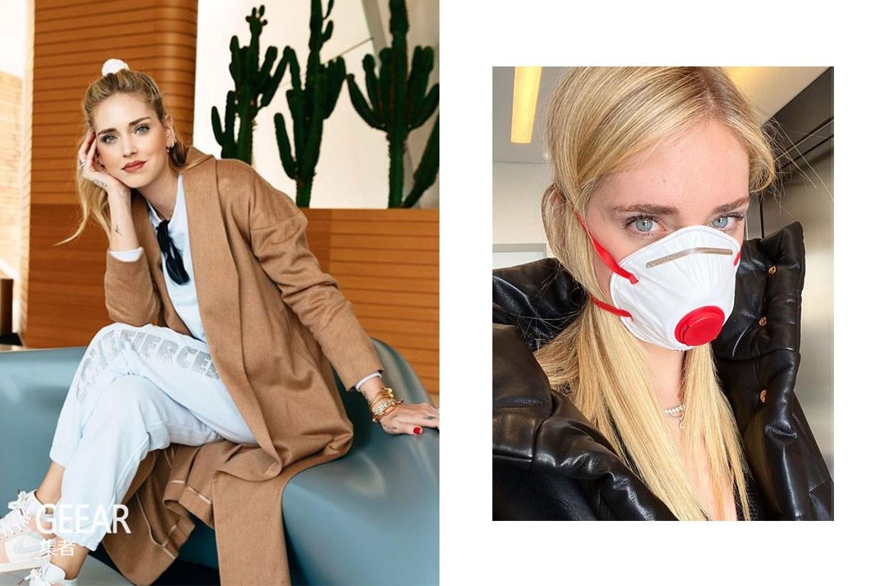 意大利时尚博主ChiaraFerragni,募得善款300万欧元用于抗疫