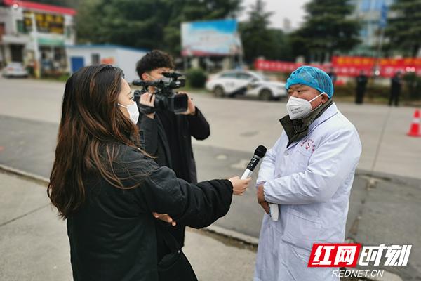 """融媒体中心在行动丨渌口媒体人:打好抗""""疫""""信息战"""