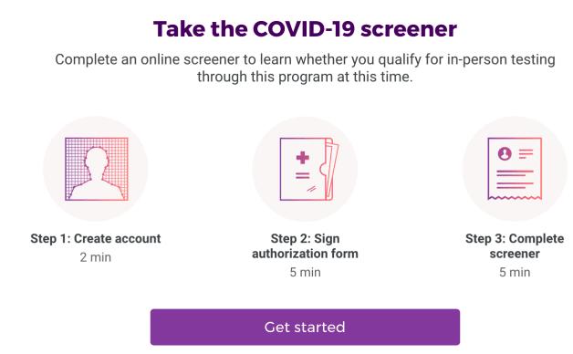 <b>Alphabet旗下公司推出新冠病毒筛查网站 使用者需注册谷歌账户</b>