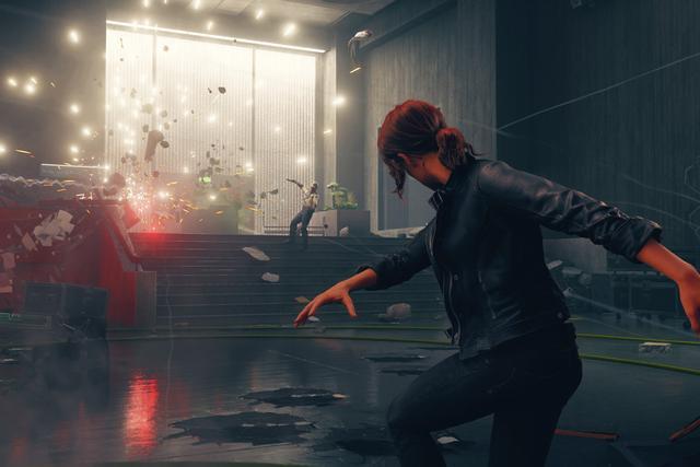 迎接挑战揭发新秘密《控制》DLC预告片公开