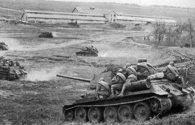二战中苏军德军具体伤亡情况,苏军巨大损失的原因是什么呢图片