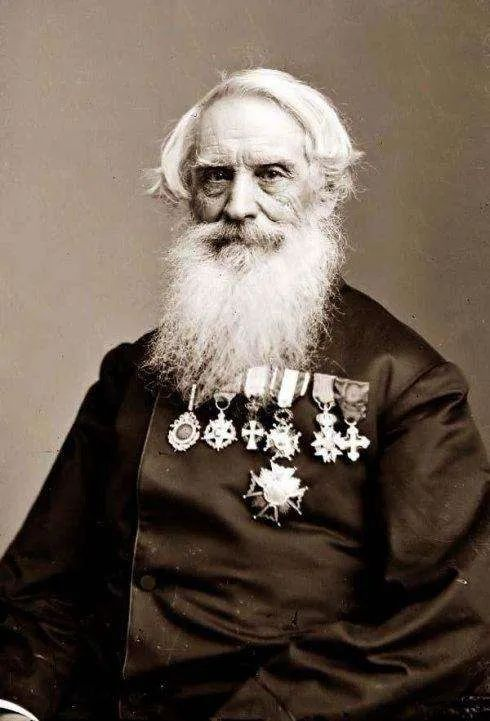 历史上的今天——1872年4月2日,摩尔斯电码发明人在纽约去世