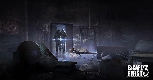 多人VR密室逃脱《EscapeFirst3》让胆小患者不再害怕~