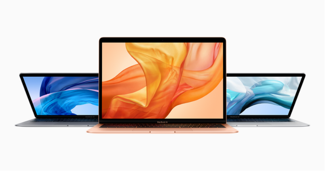 苹果最快4月上架新款MacBook:Pro升级14英寸屏Air换键盘