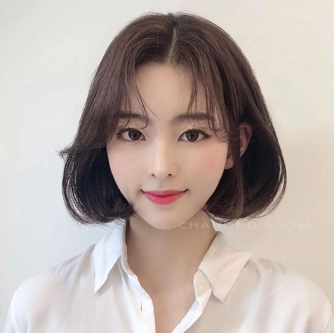 气质翻倍!2020年韩系肩上短发图鉴,最具知性的发型代表