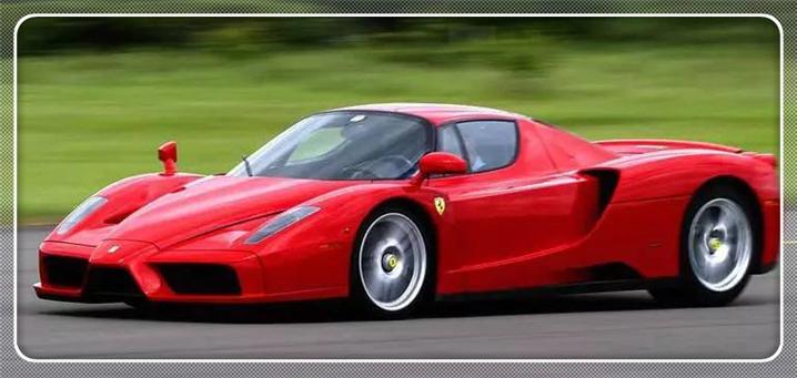 吉尼斯认证:最新的世界十大最快汽车。你最喜欢的汽车等级是什么?