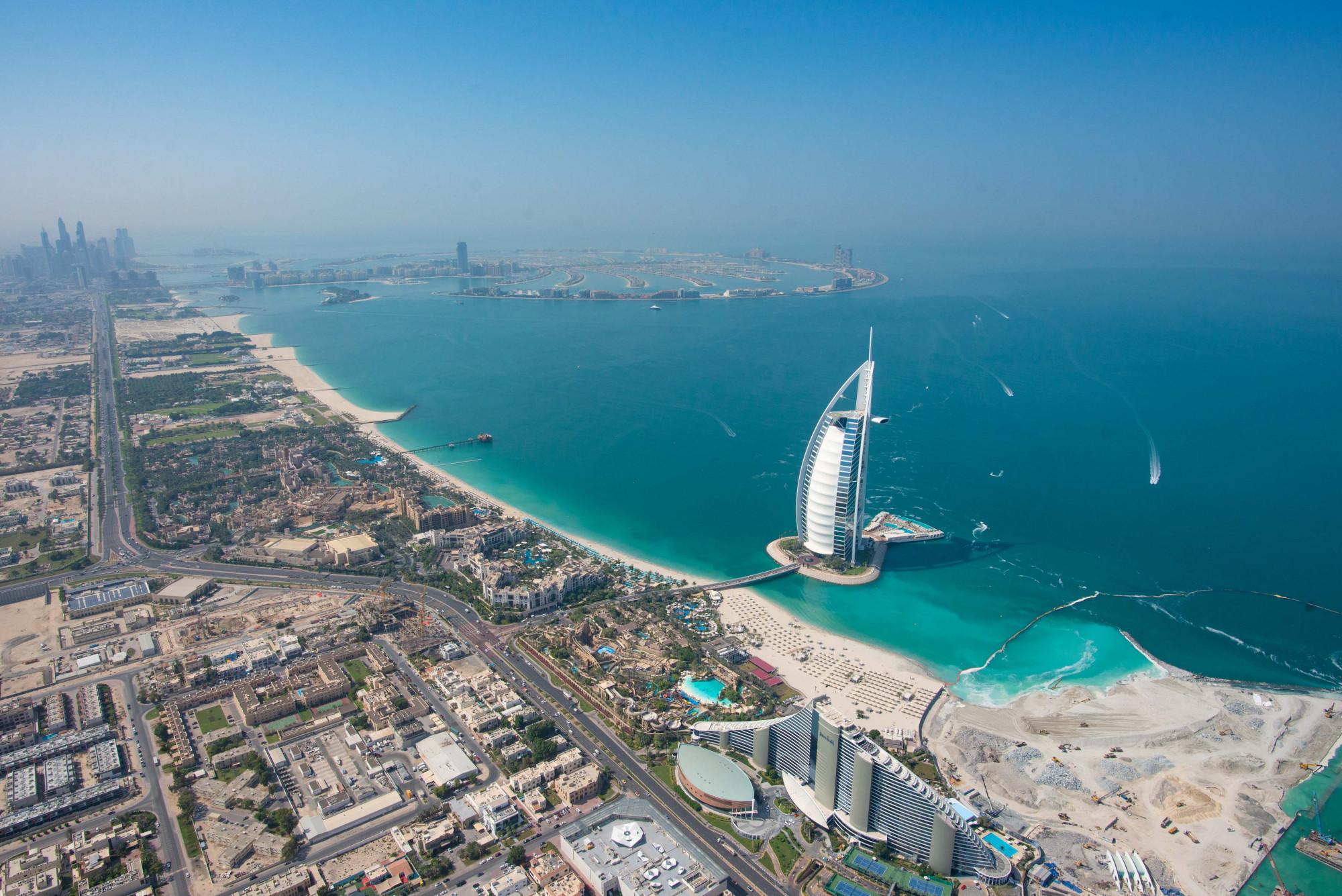 迪拜最炫的水上娛樂,自駕船欣賞迪拜最美海岸線