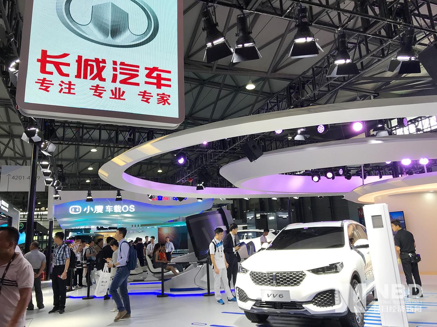 长城汽车将年销量目标下调至102万辆净利润预计减少6.5亿元