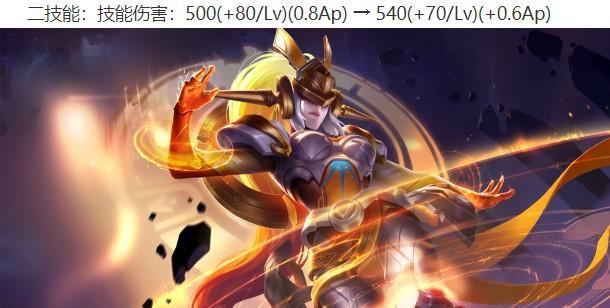 王者荣耀3.17更新:体验服6位英雄调整,蒙犽/马超削弱