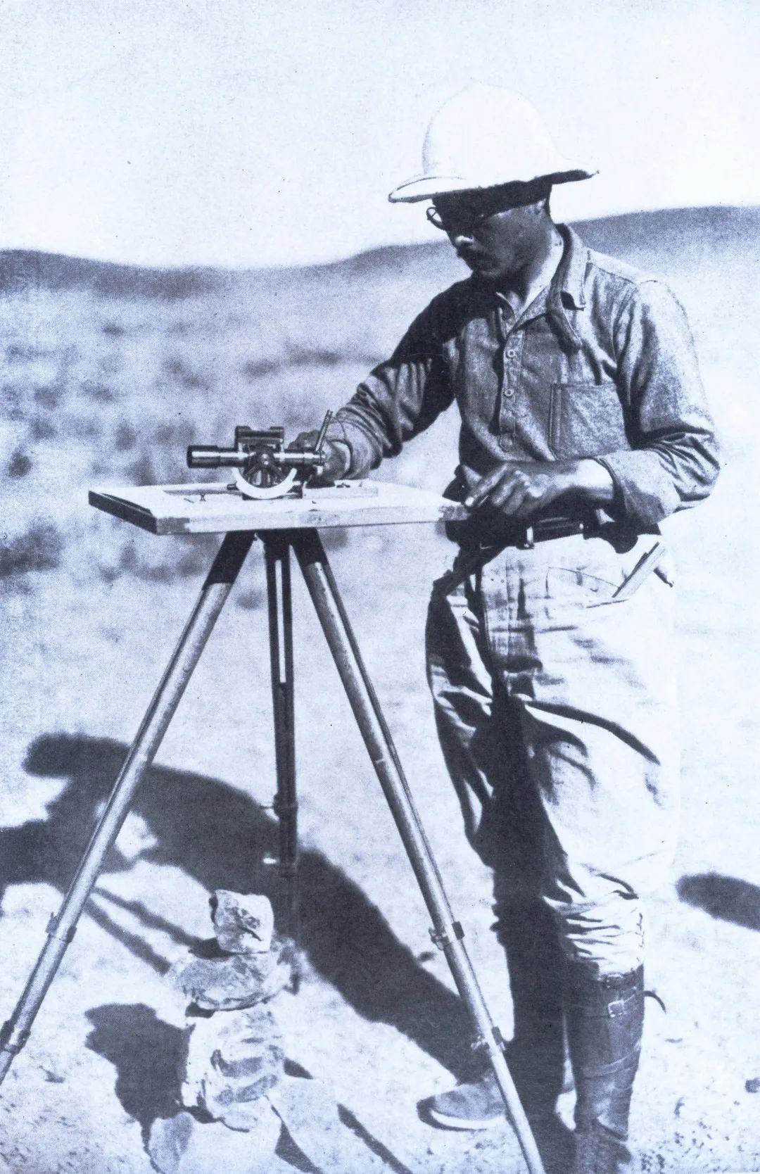 在线展览 | 袁复礼旧藏西北科考团摄影·新疆(二)