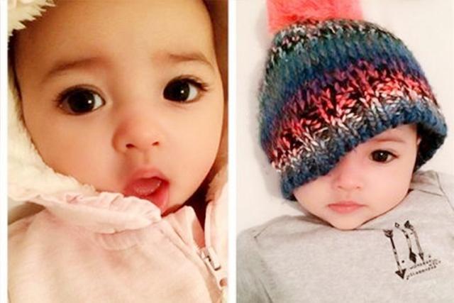 """出生后用美貌迷倒众人,被评为""""世上最美宝宝"""",现在长成这样了"""