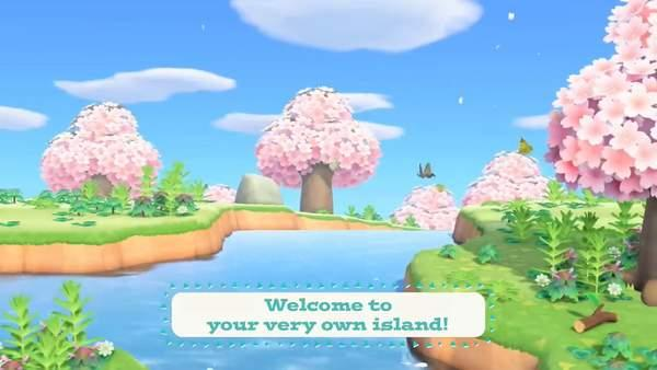 《动物之森:新地平线》全新预告 小岛生涯,欢声笑语