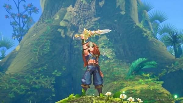 SE《圣剑传说3》最终预告各平台试玩Demo明日上线_游戏