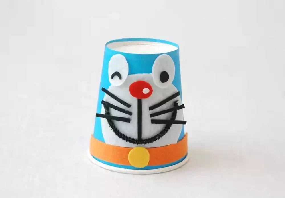 100种幼儿园纸杯创意手工制作,不可错过