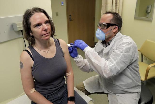 原创 美国新冠疫苗开始人体试验,中国分享基因序列,加快了研究速度
