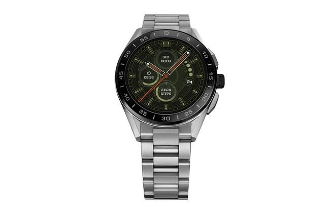 自在運動 泰格豪雅推出第三代Connected智能腕表