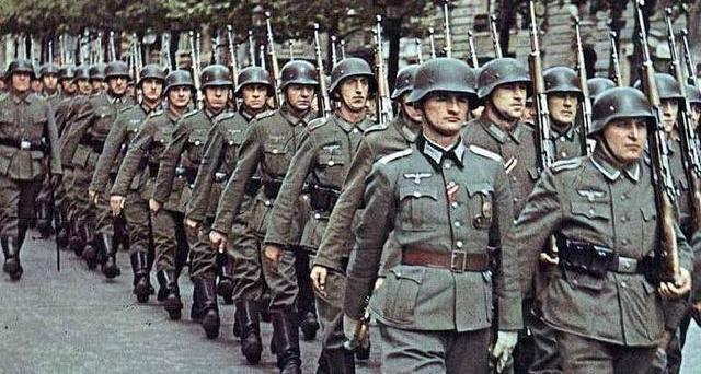 原创            二战时期,主要参战国中,哪个国家军队的军纪相对较好?