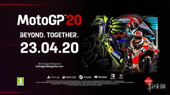 《MotoGP20》试玩首曝!展示真实的摩托车物理运动