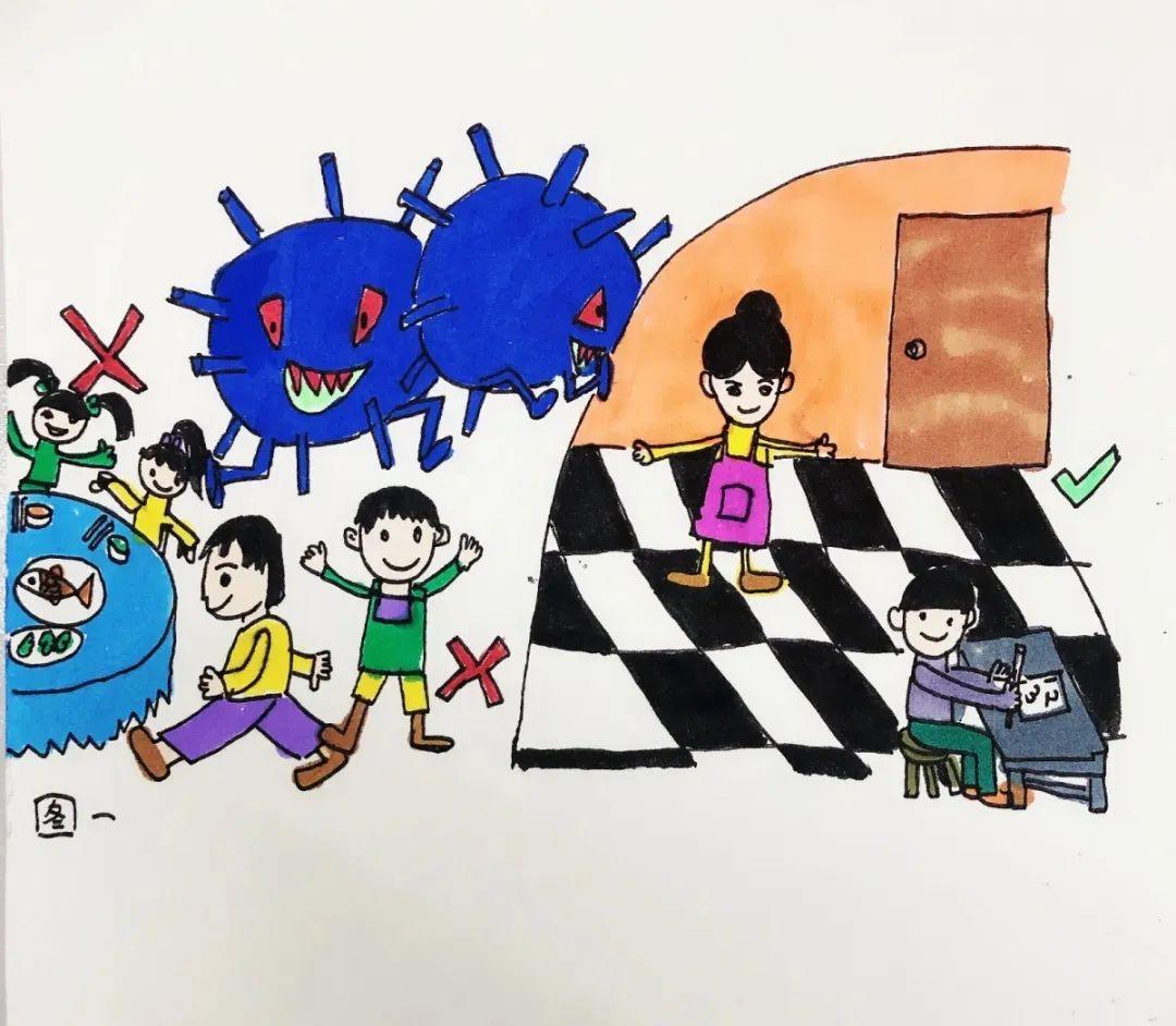 【吉纽思·万境园】疫情防控宣传儿歌图片