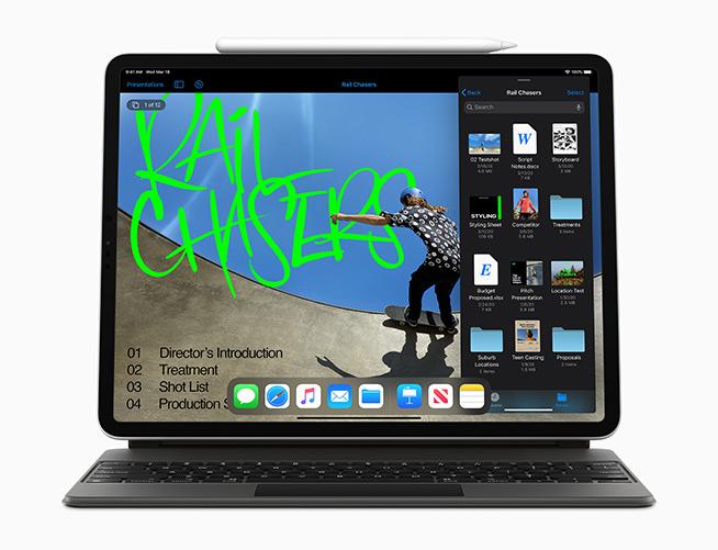 蘋果推新款iPadPro和MacBookAir:戰力強,亮點多