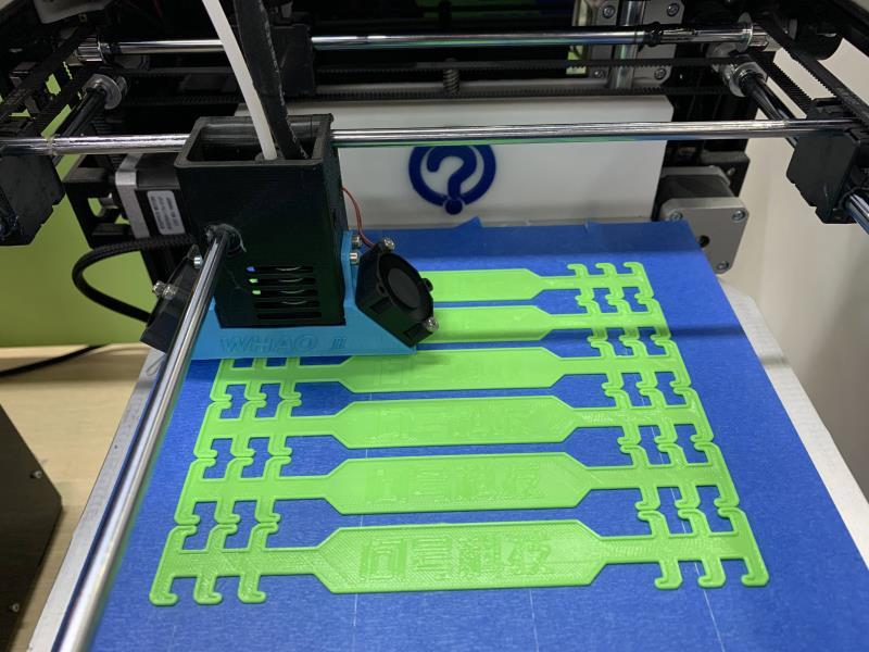 3D打印助力科技抗疫