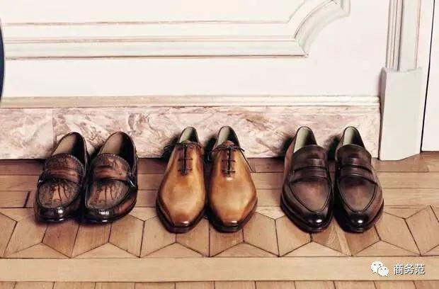 春天职场男人穿什么鞋?11个品牌大推荐,马云、王石们都在穿~_设计