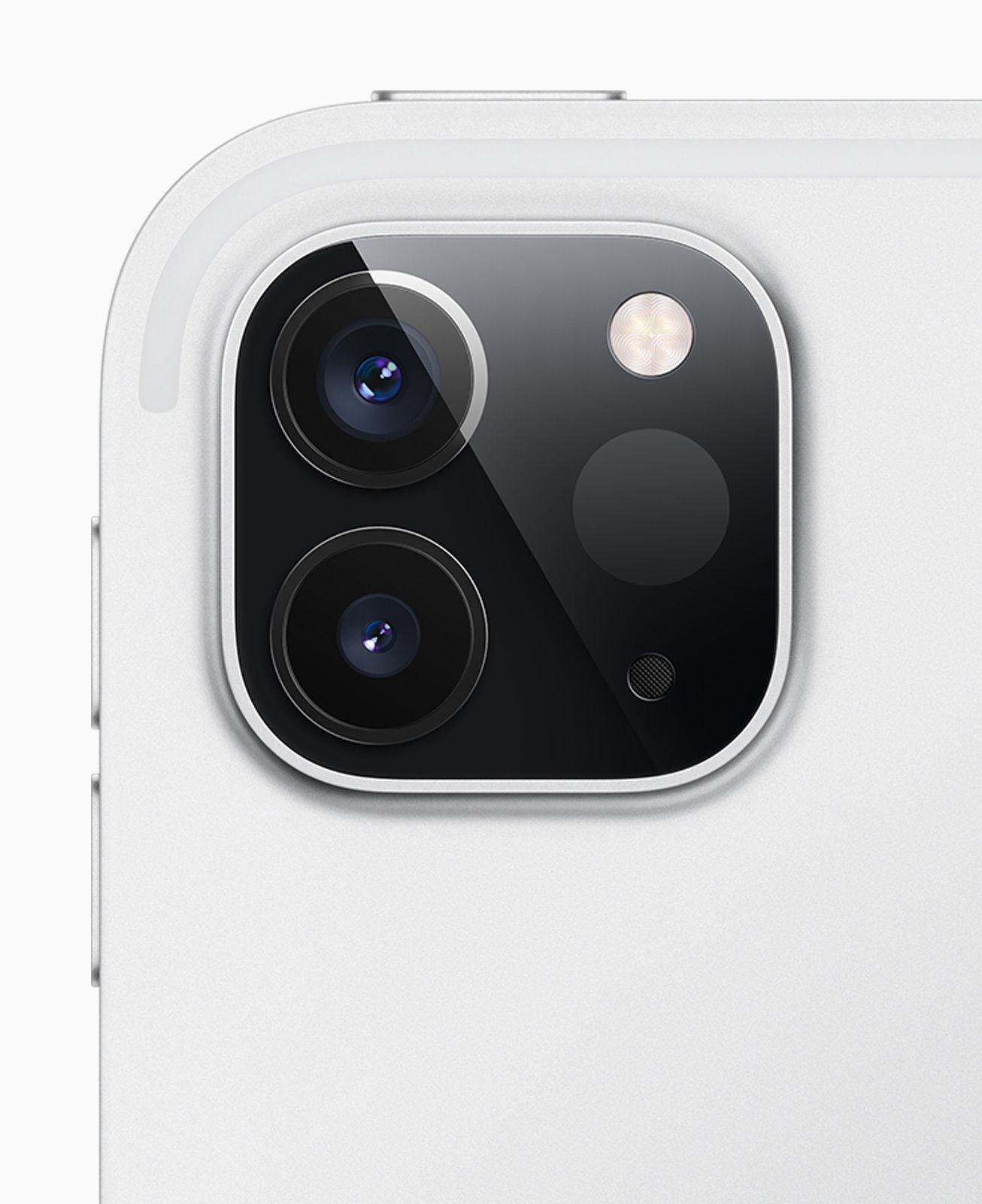 新款iPadPro来了,这一次有了浴霸摄像头和触摸板
