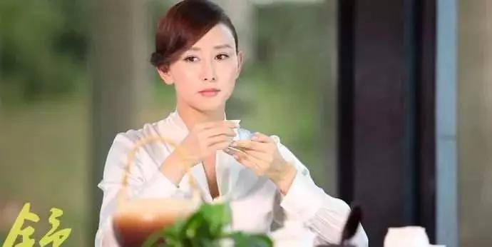 山水印|竹林野茶,女人:化妆品不如一杯茶
