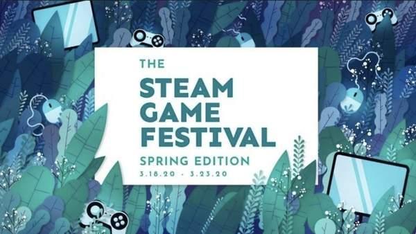 Steam3月19日开启春季游戏节超40款新作可免费试玩_平台