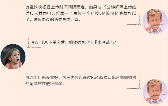 【新品来袭】AWT100无线通信终端
