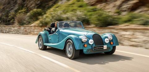 铝合金底盘,四缸涡轮发动机,摩根发布新的Plus跑车