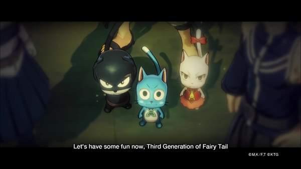 漫改RPG《妖精的尾巴》上架Steam6月发售,支持中文