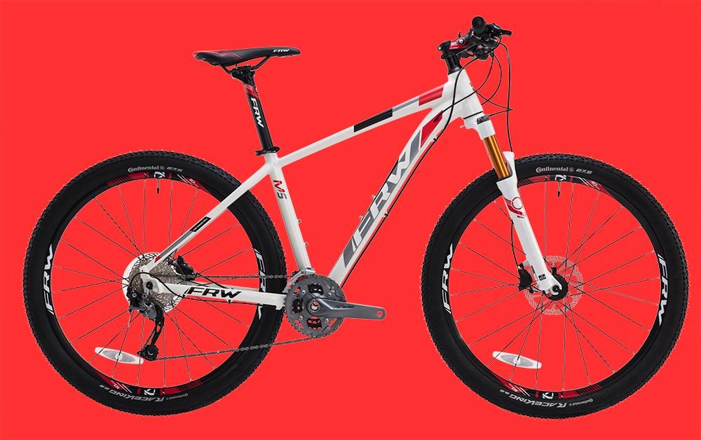中国电商京东入驻全世界十大山地公路自行车品牌巨头FRW辐轮王