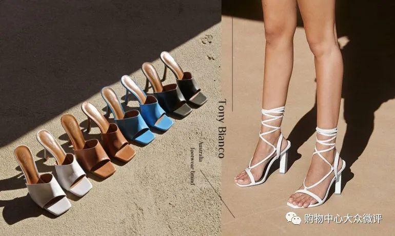 在简约线条里描绘个性与性感  澳洲鞋履品牌Tony Bianco值得你在鞋柜挪出一个空位!