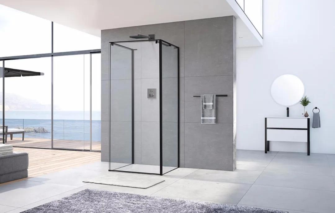 理想淋浴房用过硬的品质向生活致敬