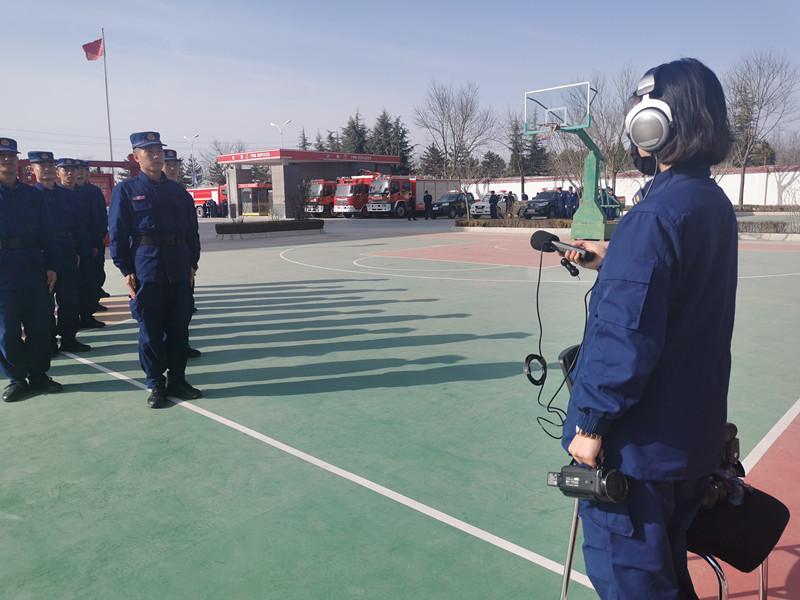 庆阳市人口_甘肃庆阳市消防救援支队举行消防宣传实战拉动演练