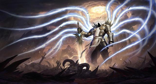 最受期待的魔幻史诗手游:暗黑破坏神人气最高,最后一款细节最好