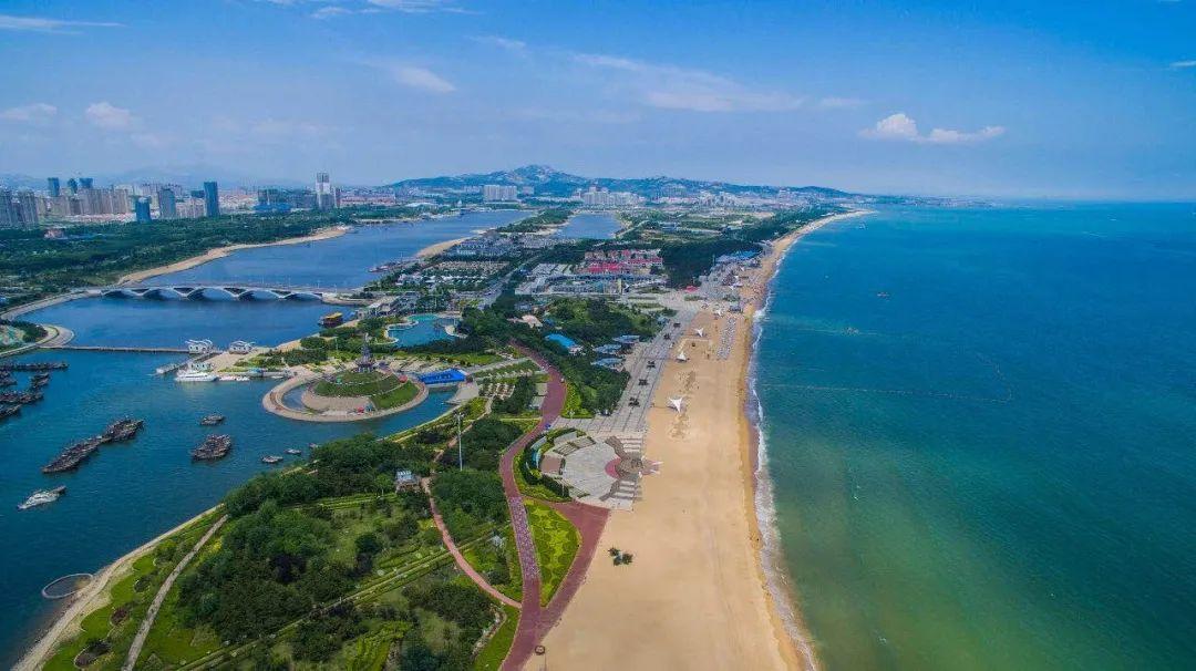 日照海滨国家森林公园,刘家湾赶海园等8个景区对游客开放