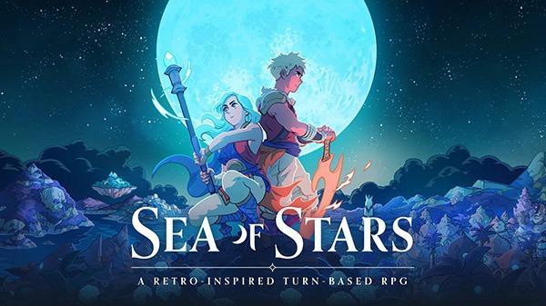 复古回合制RPG《星空之海》公布预告片分享_游戏