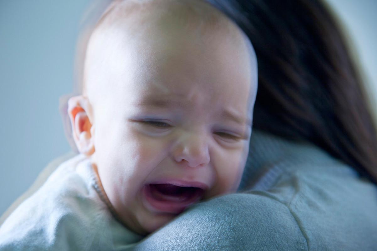 宝宝的哭声包含6种信号,能听懂才是合格的妈妈!