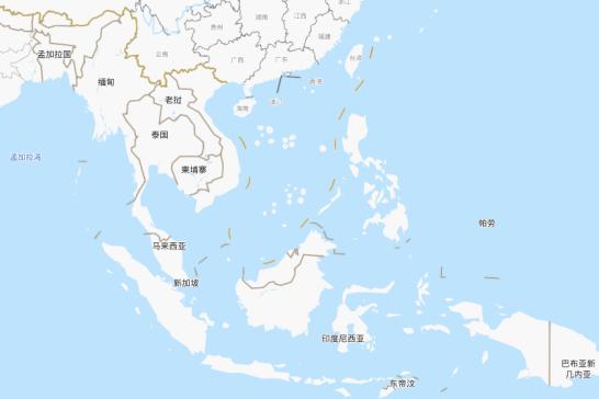 东南亚gdp_经济强省GDP霸榜,中国这些省都超过大部分国家了