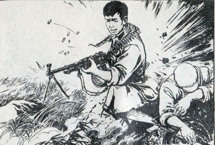 原创            越军一个步兵师轮番进攻,解放军第13军炮兵歼敌808人