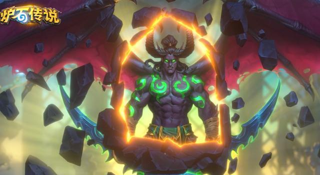 炉石新职业恶魔猎手有多强?比盗贼灵活,比海盗战更能打脸!