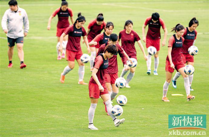 女足赴苏州集结剑指奥预赛 此前曾多次在此集训